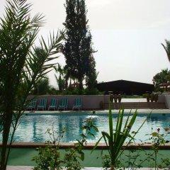 Отель Le Zat Марокко, Уарзазат - 1 отзыв об отеле, цены и фото номеров - забронировать отель Le Zat онлайн бассейн