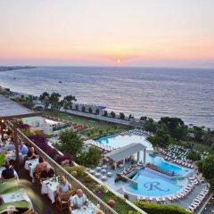 Amathus Beach Hotel Rhodes пляж фото 2