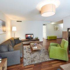 Отель Thon Residence Parnasse Бельгия, Брюссель - отзывы, цены и фото номеров - забронировать отель Thon Residence Parnasse онлайн комната для гостей фото 3