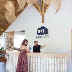 Отель Lanta Casa Blanca Ланта помещение для мероприятий