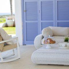 Отель Protaras Seashore Villas Кипр, Протарас - отзывы, цены и фото номеров - забронировать отель Protaras Seashore Villas онлайн балкон