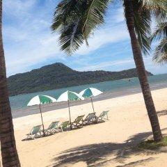 Отель Oriental Beach Pearl Resort пляж фото 2