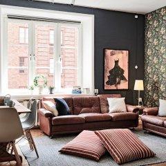 Отель Olof Wijksgatan, by Anna&Jesper Гётеборг интерьер отеля фото 3
