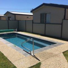 Отель Clarence Head Caravan Park Австралия, Илука - отзывы, цены и фото номеров - забронировать отель Clarence Head Caravan Park онлайн бассейн