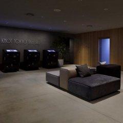 Отель THE KNOT TOKYO Shinjuku спа