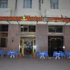 Semiramis Hotel бассейн