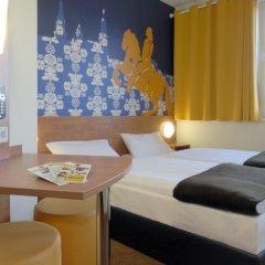 Отель B&B Hotel Dresden Германия, Дрезден - отзывы, цены и фото номеров - забронировать отель B&B Hotel Dresden онлайн комната для гостей фото 5