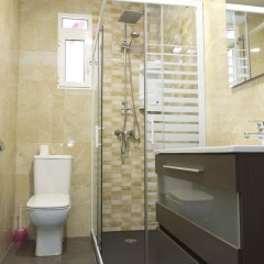 Отель B&b Vistamar Holidays - Adults Only Барселона ванная