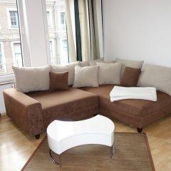 Апартаменты Tolstov-Hotels Old Town Apartment Дюссельдорф комната для гостей фото 3