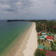 Отель Southern Lanta Resort Таиланд, Ланта - отзывы, цены и фото номеров - забронировать отель Southern Lanta Resort онлайн пляж фото 2