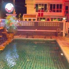 Отель Livit70's hotel & hostel Таиланд, Паттайя - отзывы, цены и фото номеров - забронировать отель Livit70's hotel & hostel онлайн бассейн
