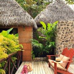 Отель Matangi Private Island Resort балкон
