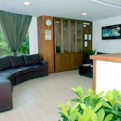 Отель Express Inn Мальдивы, Мале - отзывы, цены и фото номеров - забронировать отель Express Inn онлайн интерьер отеля фото 2
