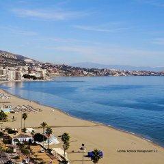 Отель Apartamentos Vega Sol Playa Фуэнхирола пляж