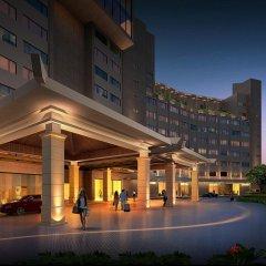 Отель Hilton Shenzhen Shekou Nanhai спортивное сооружение