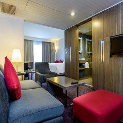 Отель Novotel Bangkok On Siam Square 4* Улучшенный номер с различными типами кроватей фото 14