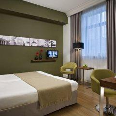 Отель Citadines Apart'hotel Holborn-Covent Garden London Великобритания, Лондон - отзывы, цены и фото номеров - забронировать отель Citadines Apart'hotel Holborn-Covent Garden London онлайн комната для гостей фото 4