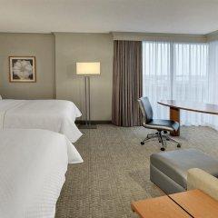 Отель The Westin Prince Toronto Канада, Торонто - отзывы, цены и фото номеров - забронировать отель The Westin Prince Toronto онлайн комната для гостей фото 4