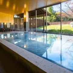 Отель Hoshino Resorts KAI Kinugawa Никко бассейн фото 3