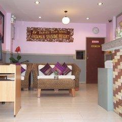 Отель Andaman Seaside Resort комната для гостей фото 3
