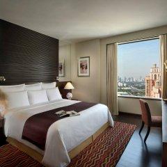 Отель Sukhumvit Park, Bangkok - Marriott Executive Apartments Таиланд, Бангкок - отзывы, цены и фото номеров - забронировать отель Sukhumvit Park, Bangkok - Marriott Executive Apartments онлайн комната для гостей фото 4