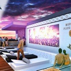 Отель Marquee Playa Hotel Мексика, Плая-дель-Кармен - отзывы, цены и фото номеров - забронировать отель Marquee Playa Hotel онлайн спа фото 2