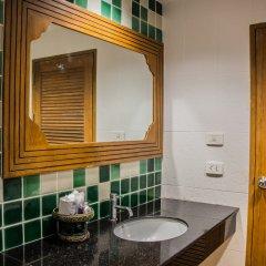 Отель Mike Garden Resort ванная