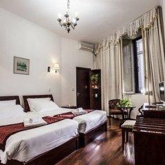 Отель B&B Leoni Di Giada Италия, Рим - отзывы, цены и фото номеров - забронировать отель B&B Leoni Di Giada онлайн комната для гостей фото 3