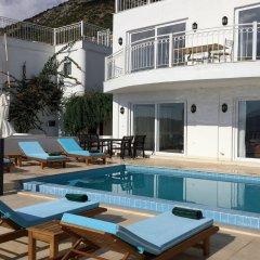 Отель Вилла Paradise Kalkan Villalari бассейн фото 3