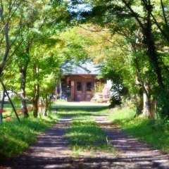 Отель Luna Observatory Auberge Mori No Atelier Минамиогуни фото 8