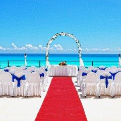 Отель Flamingo Cancun Resort Мексика, Канкун - отзывы, цены и фото номеров - забронировать отель Flamingo Cancun Resort онлайн помещение для мероприятий фото 2