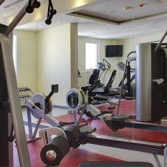 Rayan Hotel Sharjah фитнесс-зал фото 6