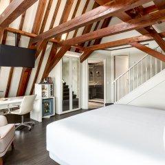 Отель Nh Collection Barbizon Palace Амстердам сауна