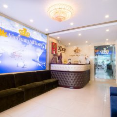 Saigon Night Hotel интерьер отеля