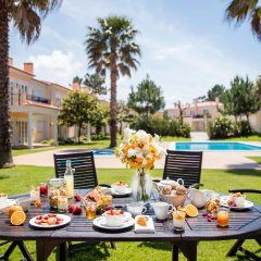 Отель The Village Praia d'El Rey Golf & Beach Resort питание