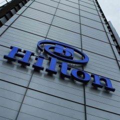 Отель Hilton London Canary Wharf фото 8