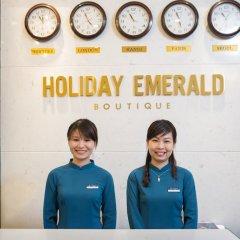 Holiday Emerald Hotel интерьер отеля фото 3