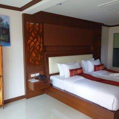 Отель Chivatara Resort & Spa Bang Tao Beach 4* Номер Делюкс с различными типами кроватей фото 5