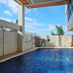 Отель Cleverlearn Residences Филиппины, Лапу-Лапу - отзывы, цены и фото номеров - забронировать отель Cleverlearn Residences онлайн бассейн