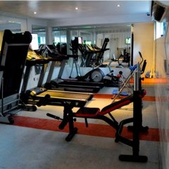 Отель Caledonian Suites фитнесс-зал фото 3