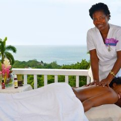Отель Blue Heaven by Jamaican Treasures спа