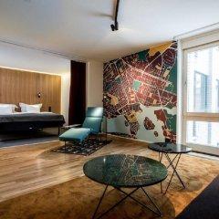Отель Birger Jarl Швеция, Стокгольм - 12 отзывов об отеле, цены и фото номеров - забронировать отель Birger Jarl онлайн комната для гостей фото 4