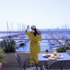 Aregai Marina Hotel & Residence балкон