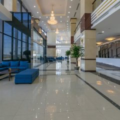 Navy Hotel Cam Ranh Камрань интерьер отеля