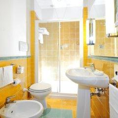 Отель Apogia Lloyd Rome Италия, Рим - 13 отзывов об отеле, цены и фото номеров - забронировать отель Apogia Lloyd Rome онлайн ванная фото 2