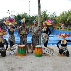 Отель Cinta Sayang Resort детские мероприятия фото 2