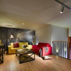 Отель Castro Exclusive Residences Sant Pau Испания, Барселона - 1 отзыв об отеле, цены и фото номеров - забронировать отель Castro Exclusive Residences Sant Pau онлайн комната для гостей