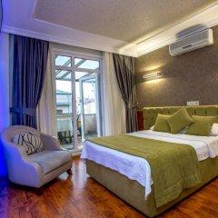 Hotel Pera Capitol комната для гостей фото 5