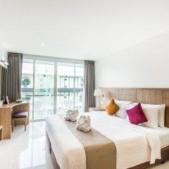 Andaman Beach Suites Hotel 4* Стандартный номер разные типы кроватей фото 2