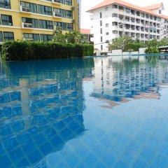 Отель Alex Group NEOcondo Pattaya Таиланд, Паттайя - отзывы, цены и фото номеров - забронировать отель Alex Group NEOcondo Pattaya онлайн бассейн фото 2
